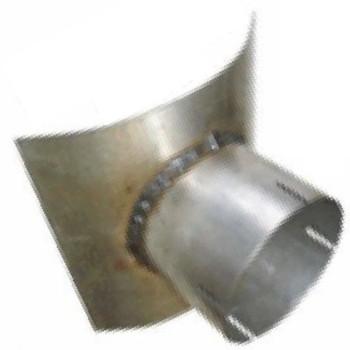 "4"" OD Universal Muffler Patch 8x8 ARP-04OD"