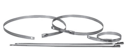 """12 pc of 18"""" Long Clamp for Heat Sleeve-Wraps"""