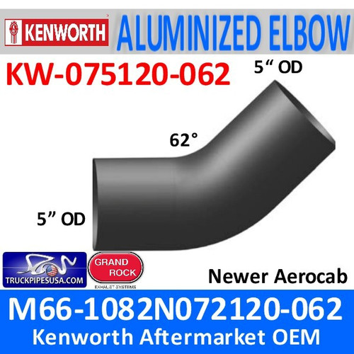 M66-1082 Kenworth Exhaust Part N075120N062