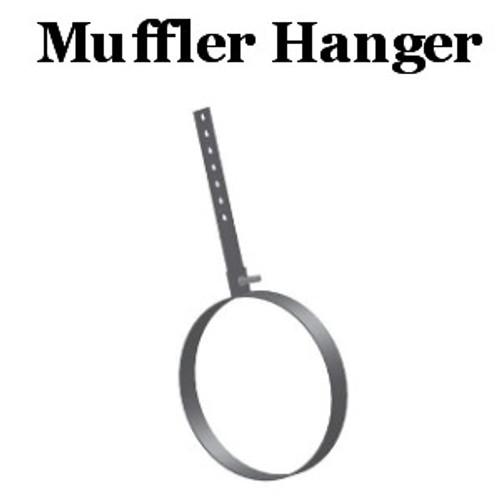 """9"""" Round Muffler Hanger"""
