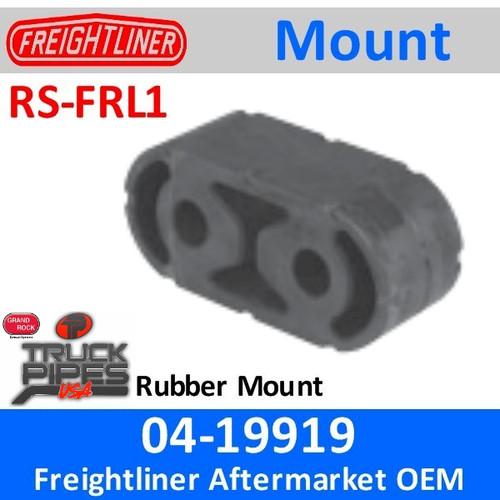 04-19919 Rubber Strap for 2004 & Newer Freightliner RS-FRL1
