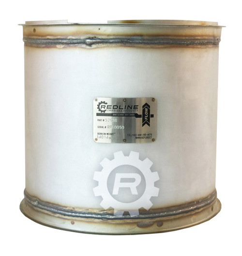 3817962C91/RED 52938 3817962C91 Cummins ISM/Navistar DPF (RED 52938)