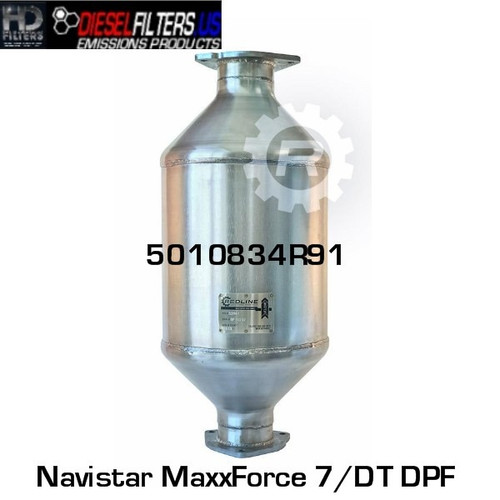 5010834R91 Navistar MaxxForce 7/DT DPF (RED 52961)