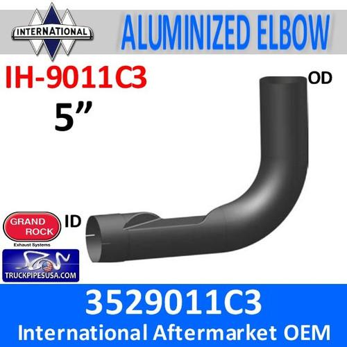 3529011C3 International Exhaust Elbow IH-9011C3