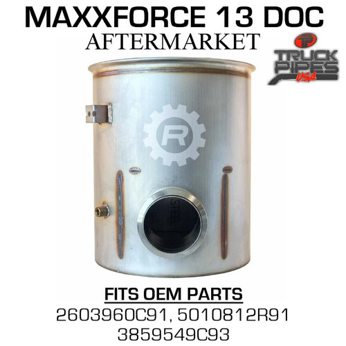 3859549C93 Navistar Maxxforce 13 DOC (RED 58824)