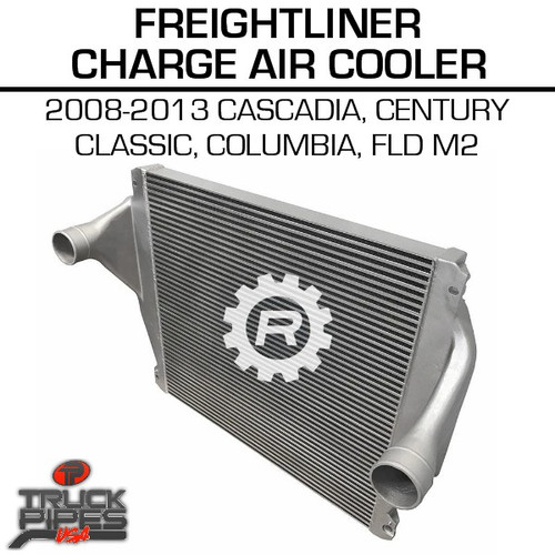 Freightliner Charge Air Cooler - Brand New RED RL0201