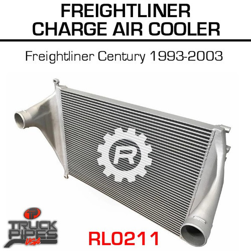 FREIGHTLINER Air Charge Cooler - Redline RL0211 Brand New