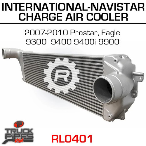 INTERNATIONAL Air Charge Cooler - Redline RL0401 Brand New