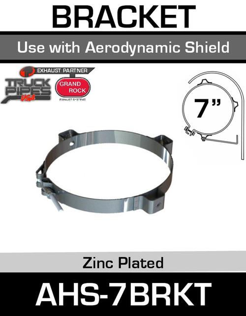 AHS-7BRKT 7 inch Aero Shield Bracket