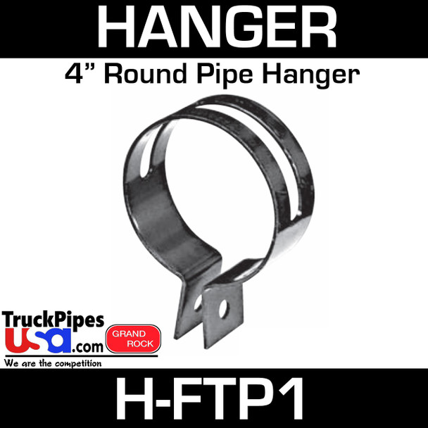 """4"""" Ford Heavy Duty Pipe Hanger H-FTP1"""