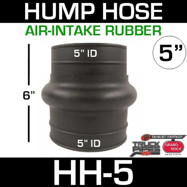 "5"" Air Intake Exhaust Hump Hose HH-5"