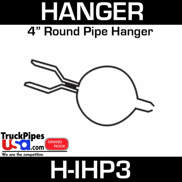 "4"" HD Pipe Hanger for International H-IHP3"