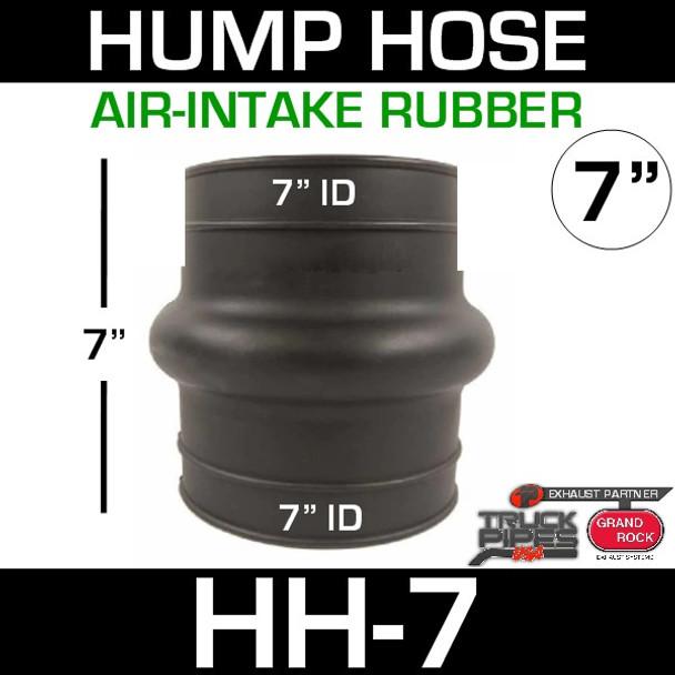 "7"" Air Intake Exhaust Hump Hose HH-7"
