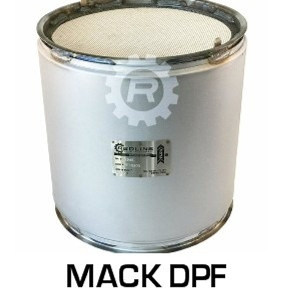 21905492/RED 52946 21905492 DPF Mack/Volvo MP7/MP8 RED52946