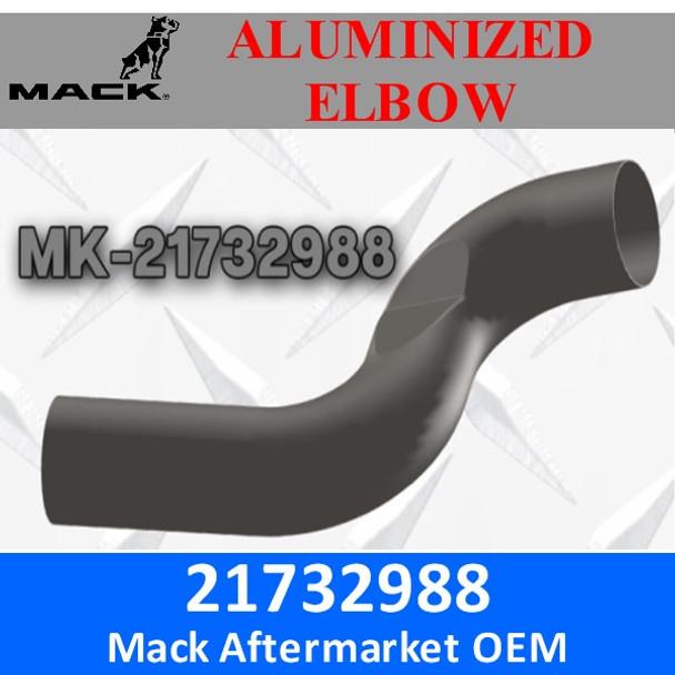 "MK-21732988 5"" 90 Deg Weld Flat OD/OD ALZ 21732988"