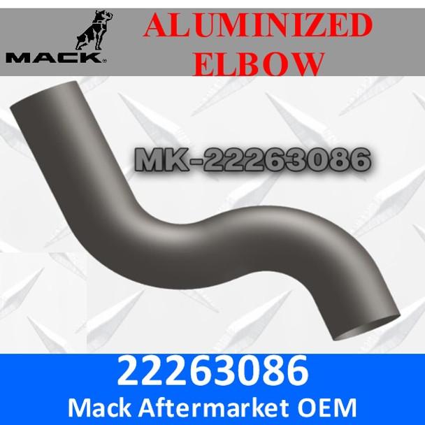 "MK-22263086 5"" 90 Deg Weld Flat  OD/OD ALZ 22263086"