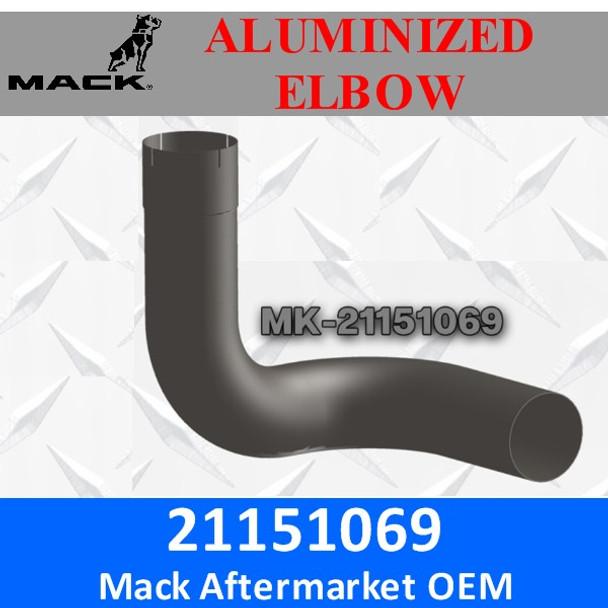 """MK-21151069 5"""" 90 Deg Double Bend OD/OD ALZ 21151069"""