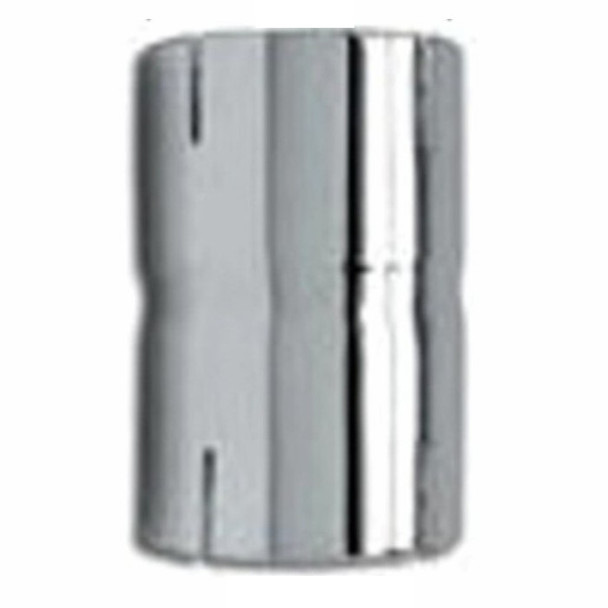 """5"""" Exhaust Coupler/Connector ID-ID Chrome CP-5C"""