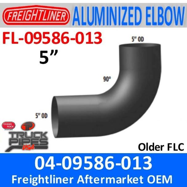 04-09586-013 Freightliner ALZ 90 Exhaust Elbow FL-09586-013
