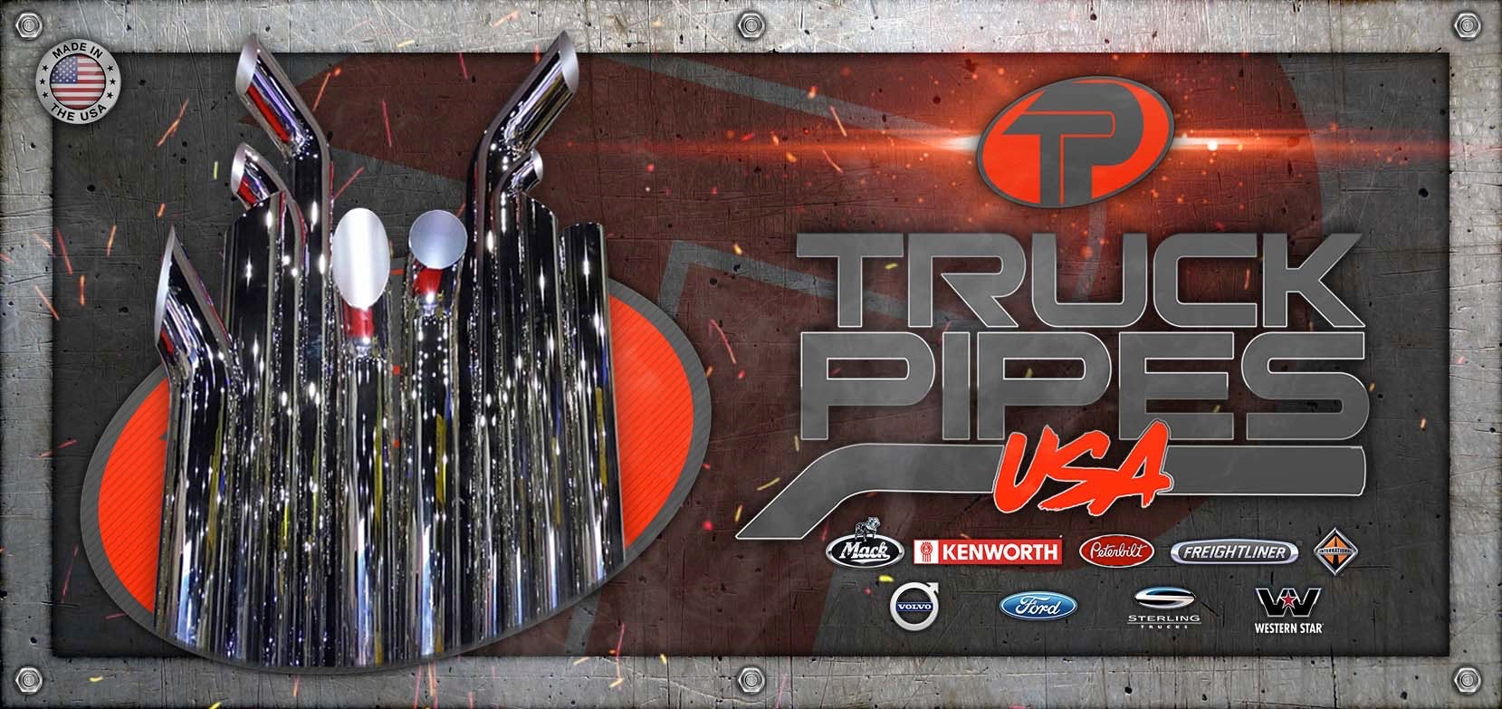 Truck Pipes and Exhaust Systems | Truck Exhaust Pipes