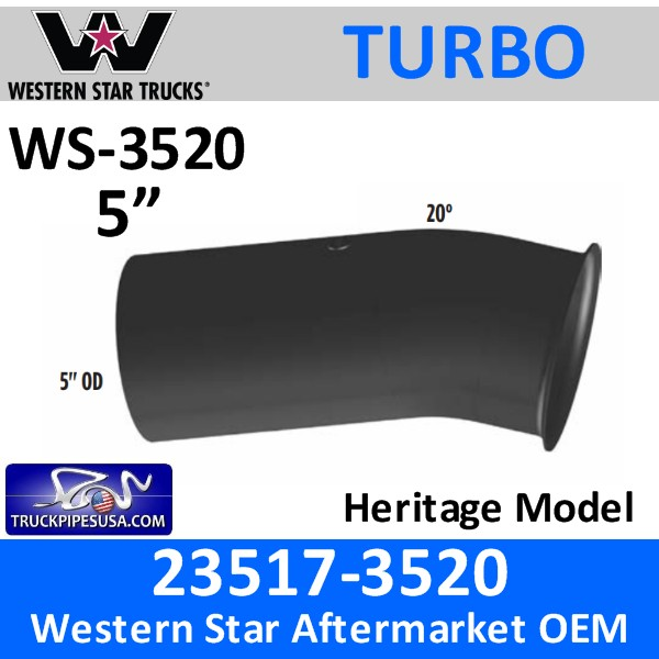 23517-3520-western-star-heritage-5-inch-aluminized-exhaust-turbo-ws-3520-truck-pipes-usa.jpg