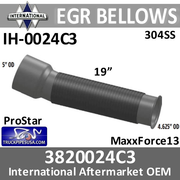 3820024c3-international-egr-flex-bellows-304-stainless-steel-ih-0024c3-pro-star-truck-pipes-usa.jpg