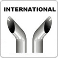 International Exhaust Pipes