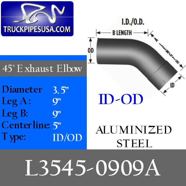 l3545-0909a-45-degree-exhaust-elbow-aluminized-steel-3-5-inch-round-tube-9-inch-legs-id-od-tubing-for-big-rig-trucks.jpg