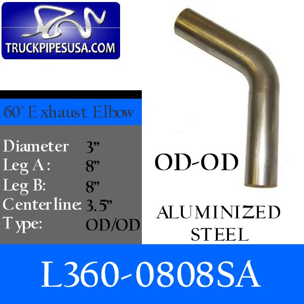 l360-0808sa-60-degree-exhaust-elbow-aluminized-steel-3-inch-round-tube-8-inch-legs-od-od-tubing-for-big-rig-trucks.jpg