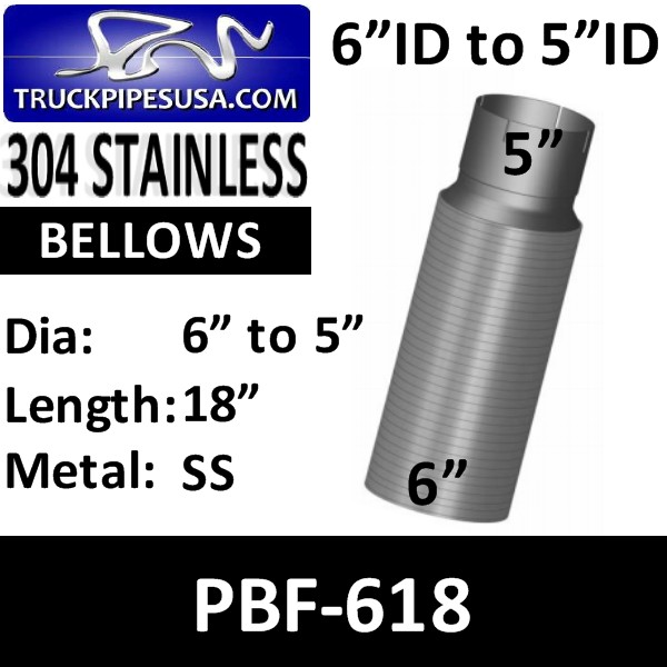 pbf-618-peterbilt-retro-bellows-flex-hose-6-inch-to5-inch-x-18-inches-304-stainless-steel-flex-metal-exhaust-hose-non-magnetic.jpg