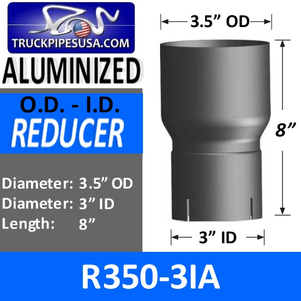 r35-3ia-exhaust-reducer-od-to-id-aluminized-exhaust-3-5-inch-od-to3-inch-id-8-inches-long.jpg