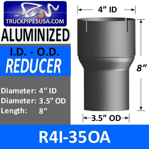 r4i-35oa-exhaust-reducer-id-to-od-aluminized-exhaust-4-inch-id-to3-5-inch-od-8-inches-long.jpg