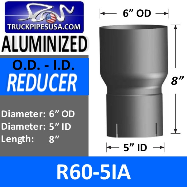 r6o-5ia-exhaust-reducer-od-to-id-aluminized-exhaust-6-inch-od-to5-inch-id-8-inches-long.jpg