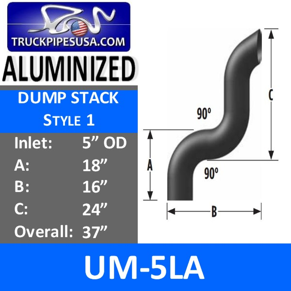 um-5la-dump-truck-aluminized-exhaust-stack-pipe-5-inch-diameter-od-bottom-37-inches-long.jpg