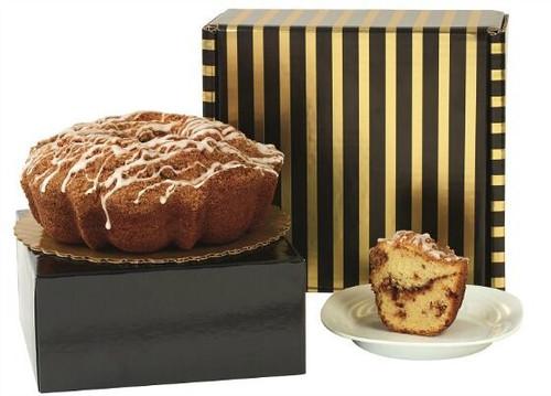 The Best Cinnamon Swirl Coffee Cake - 1.5 lbs.