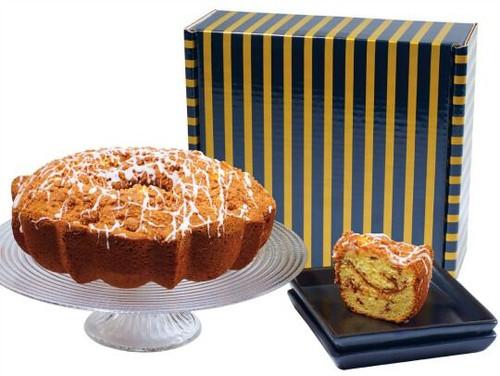 3 lb. Cinnamon Swirl Coffee Cake