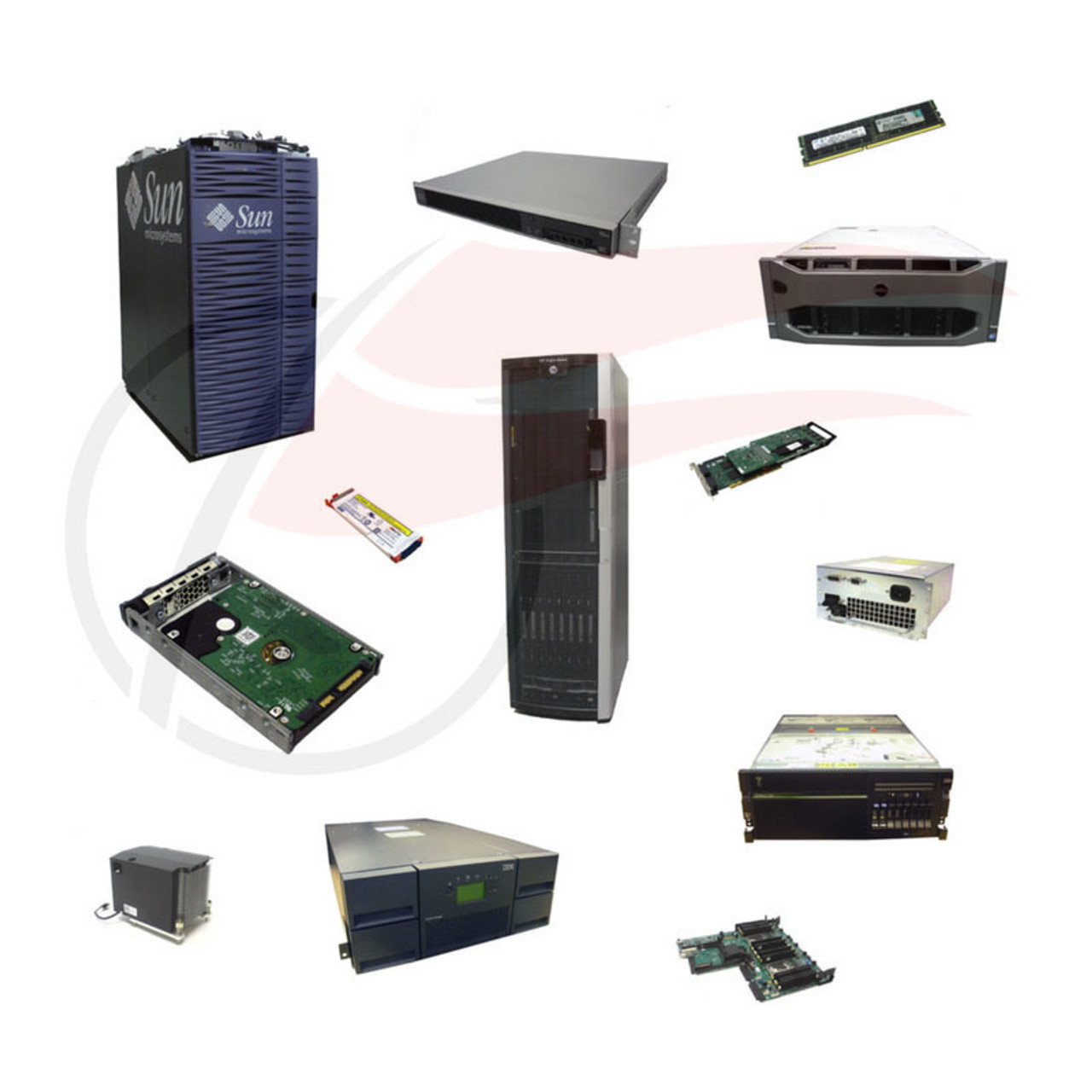 Dell PowerEdge 6850 Spare Parts