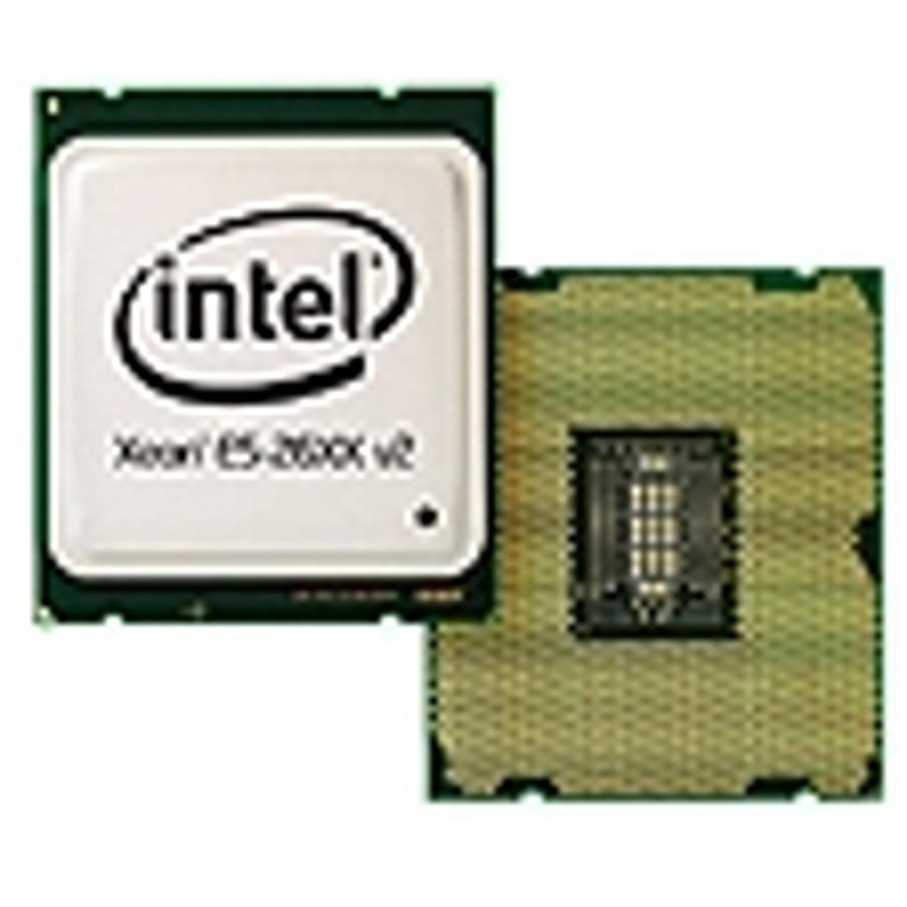 Intel Xeon E5-2600 v2 Series Ivy Bridge-EP CPUs | Dell R720 CPUs