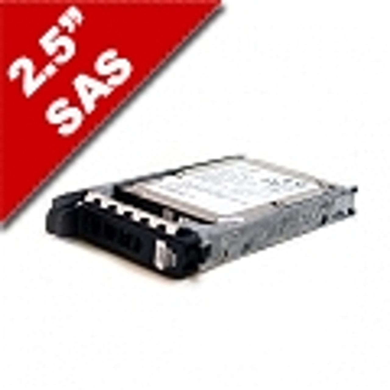 """2.5"""" SAS Hard Drives"""