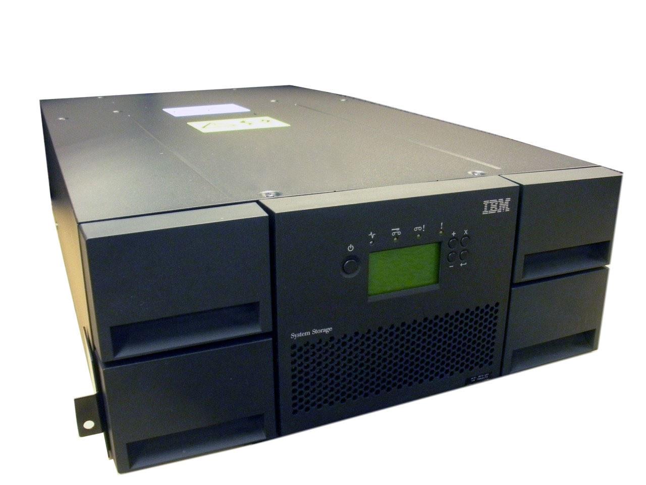 IBM Tape Libraries