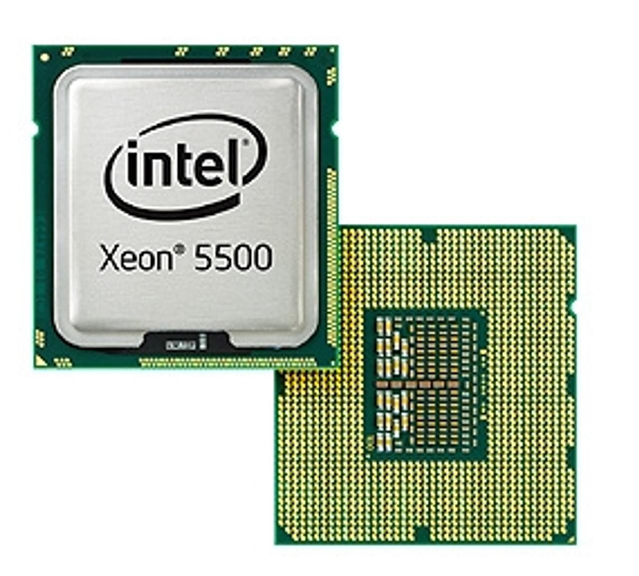 Intel Xeon 5500 Gainestown CPUs