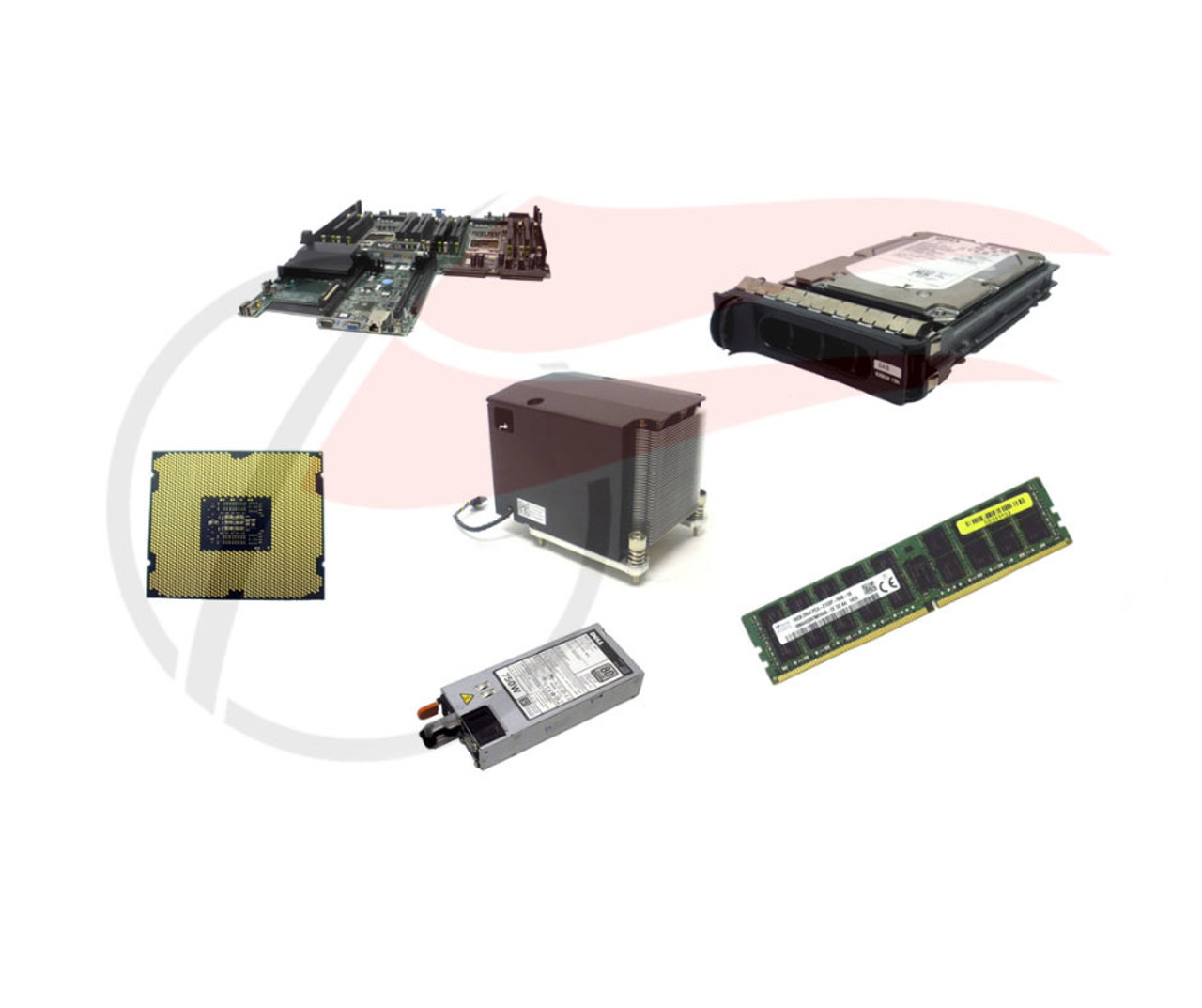 Dell PowerEdge R720 Media Readers