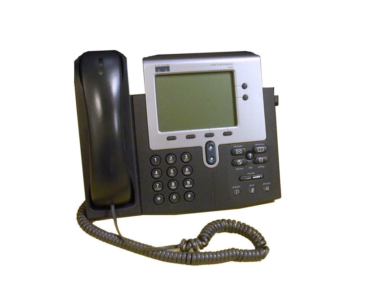 Cisco Unified IP Phones 7900 Series
