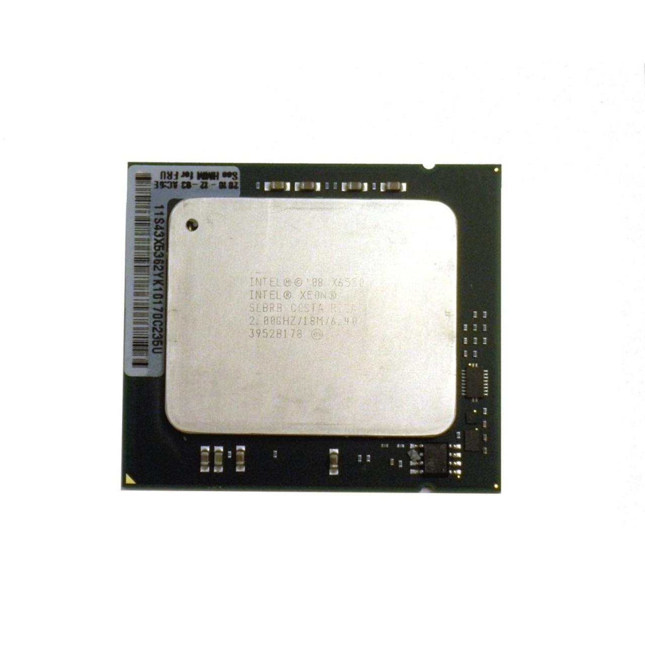 Socket LGA-1567 IBM Xeon E7-4820 2 GHz Processor Upgrade