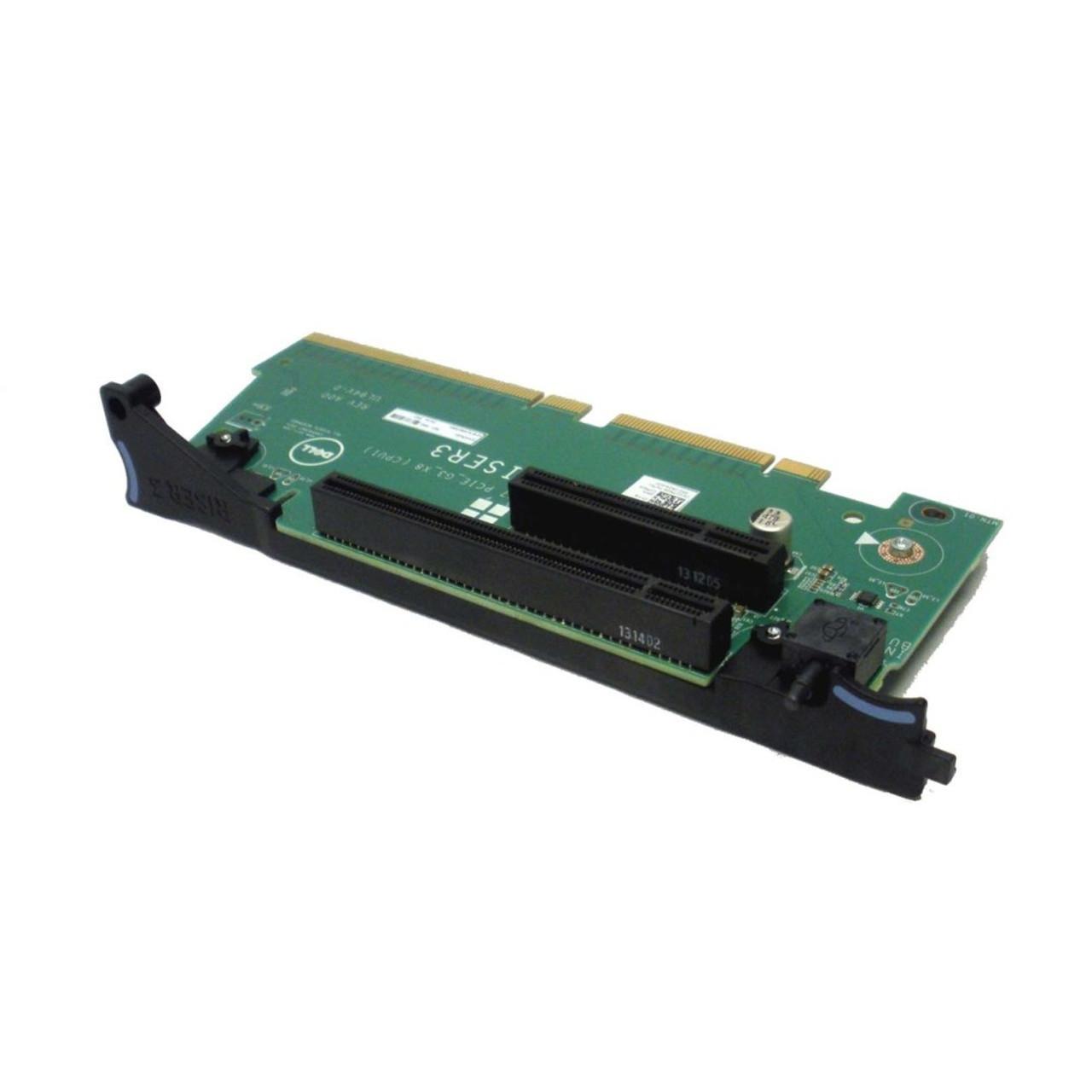 Dell 1FRG9 PowerEdge R820 #3 Riser Card