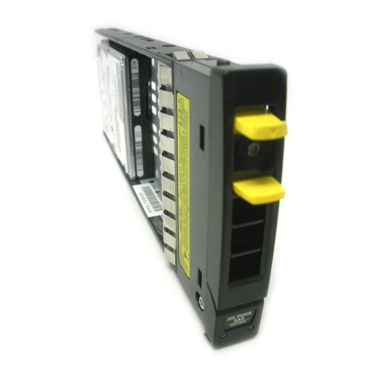 HPE 900GB SAS 6G ENTERPRISE 10K SFF 2.5IN HARD DRIVE 619291-B21 619463-001