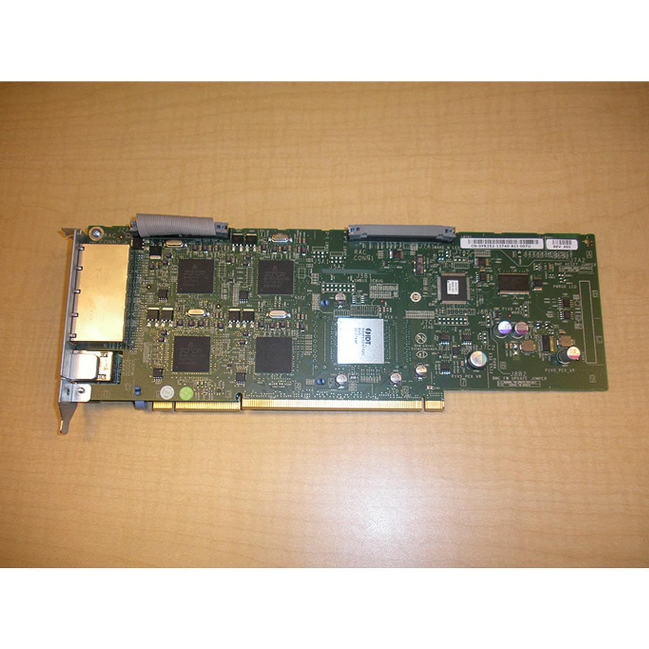 Dell PowerEdge R900 Quad Port Gigabit Hybrid PCI-e NIC & DRAC YR352