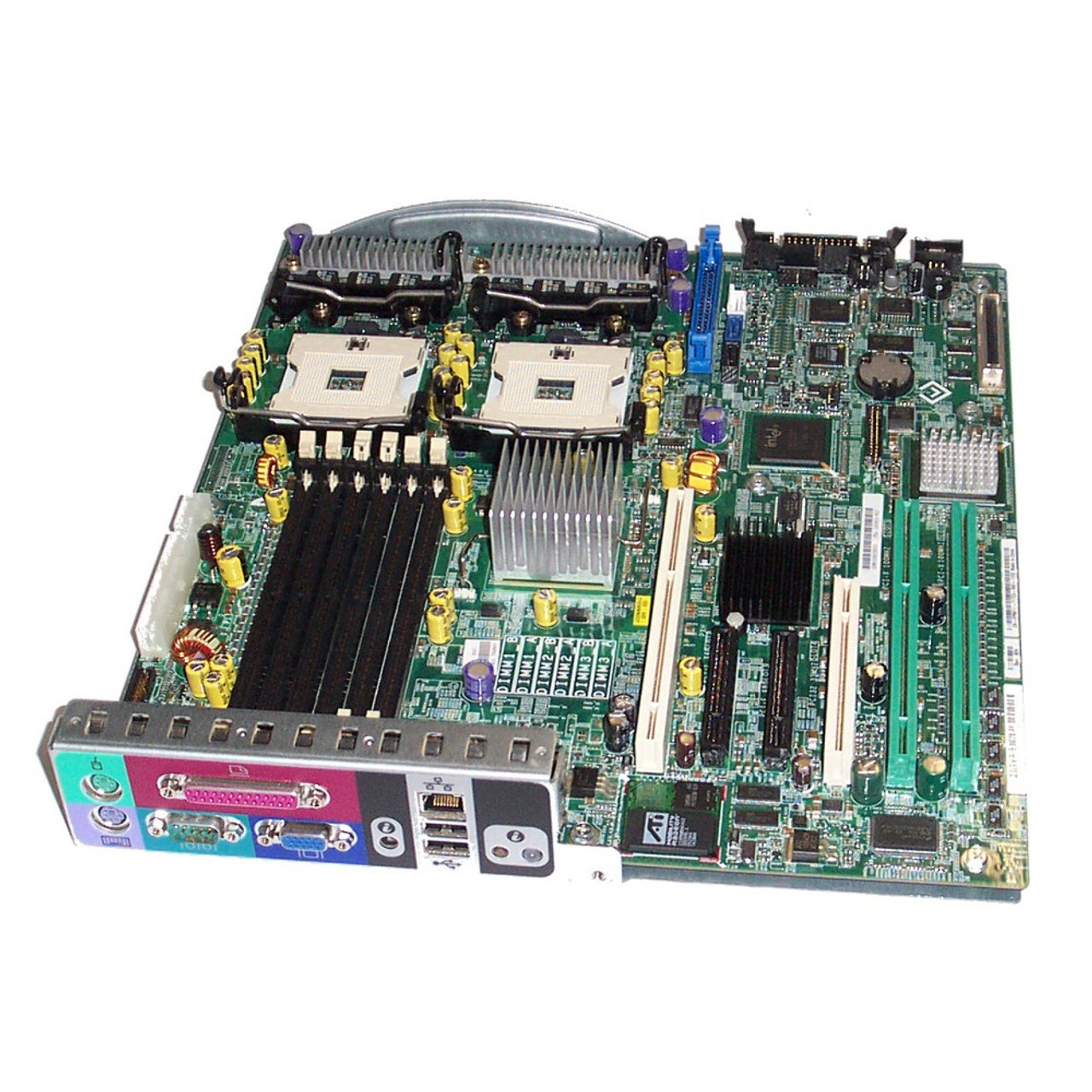 Dell HJ161 PowerEdge 1800 Server System Mother Board V5