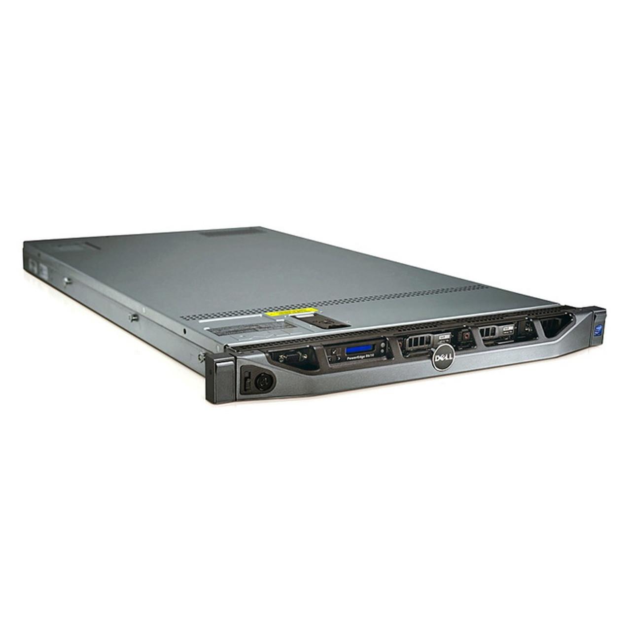 Dell PowerEdge R710 2.5 Server 2x E5520 2.26GHz Quad Core PERC6 Build Your Own