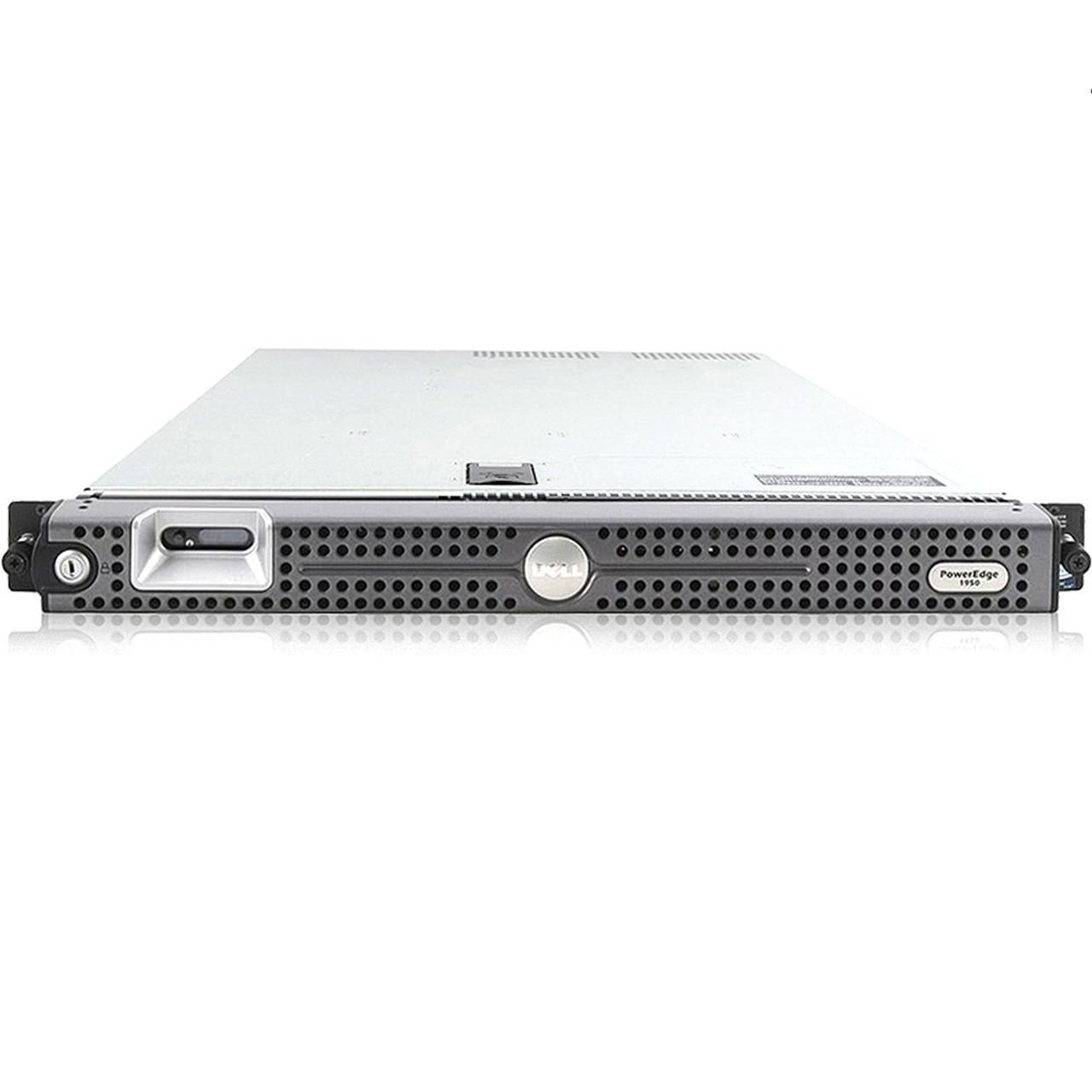 3 Year Warranty Dell PowerEdge 2950 Server 2 x 2.33GHz DUAL 4GB 2TB